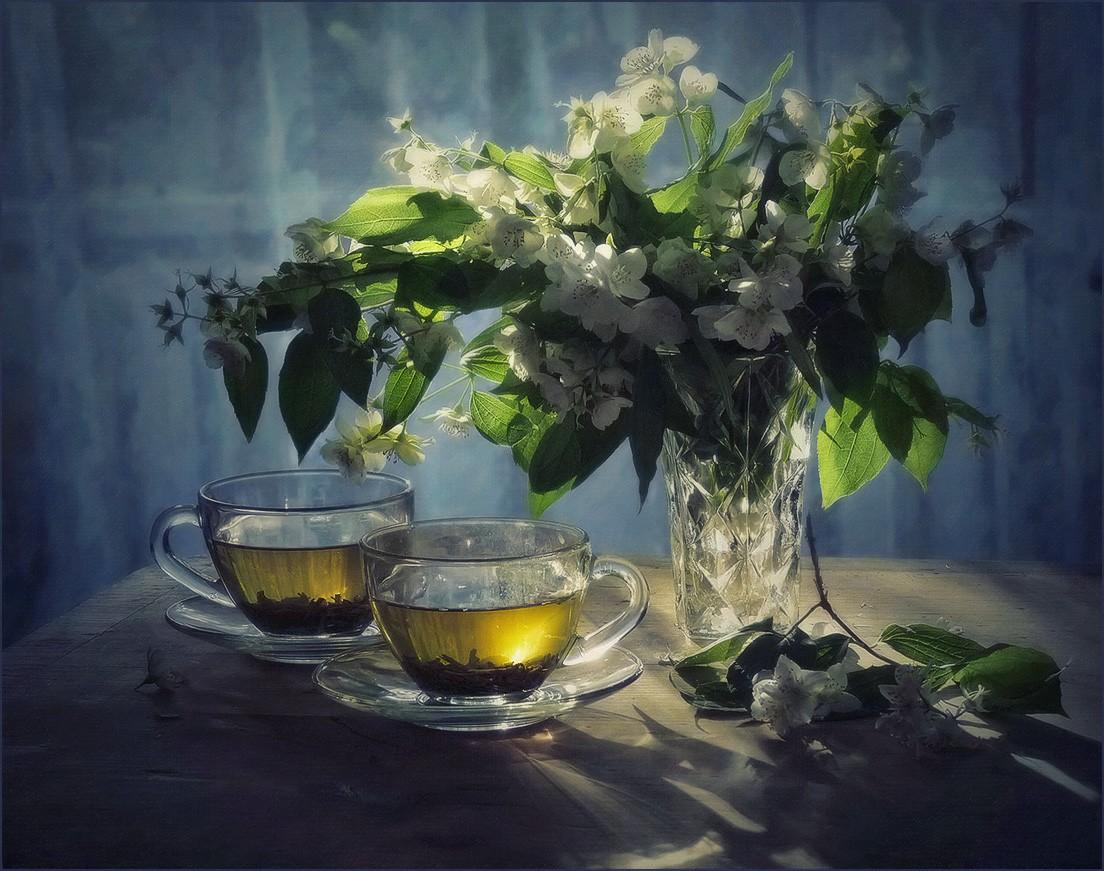 Жасминовый чай / ...мелодии света...