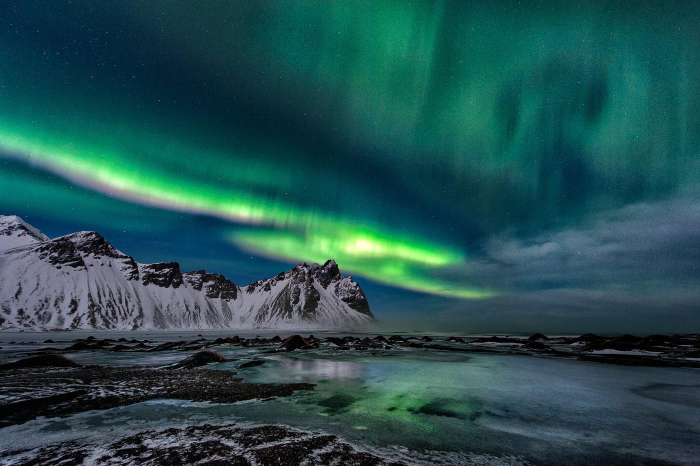 Небесная увертюра / Стоккснес, Исландия