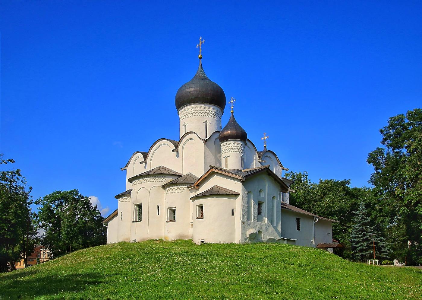 Церковь Василия Великого на Горке / Автор: Alexandr 52
