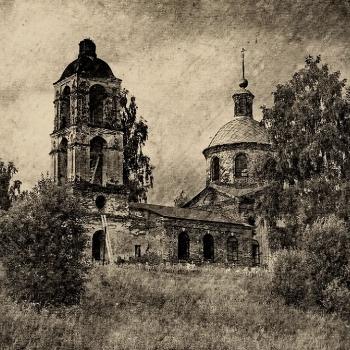 Вепрева Пустынь, Церковь Успения Пресвятой Богородицы