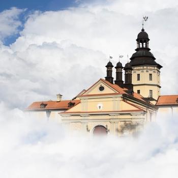 Flying Castle, Belarus