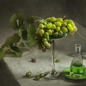 Зеленый :)